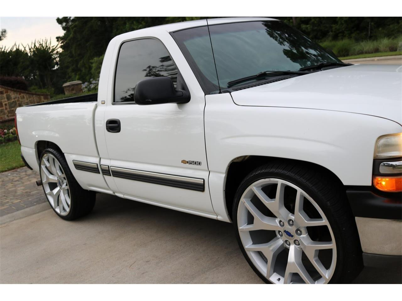Large Picture of 2000 Silverado - PS94