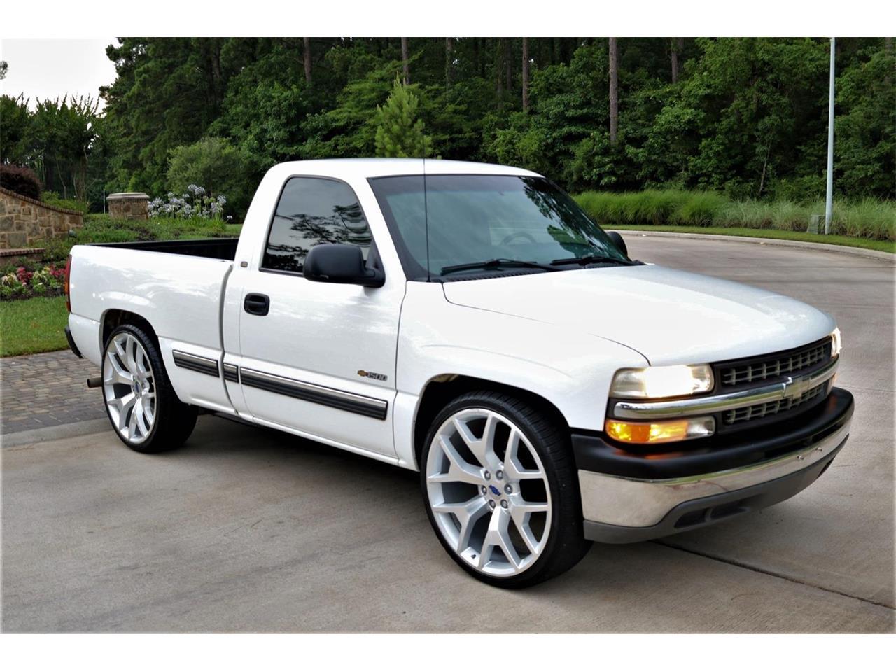 For Sale 2000 Chevrolet Silverado In Conroe Texas