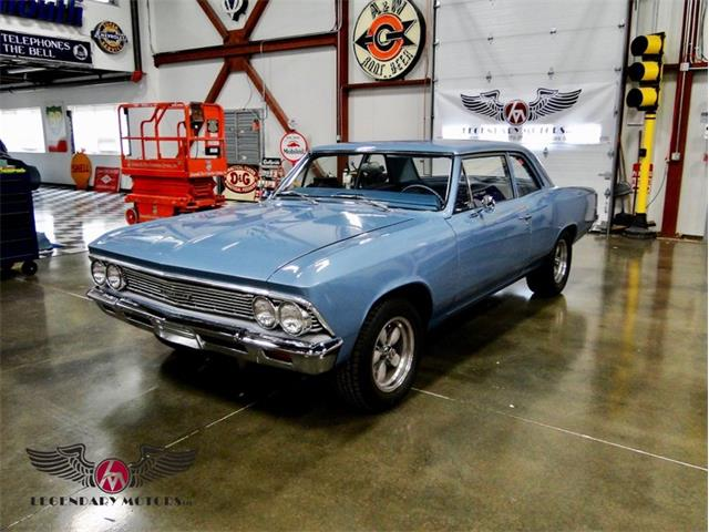 Picture of Classic '66 Chevelle Offered by  - PQ5R