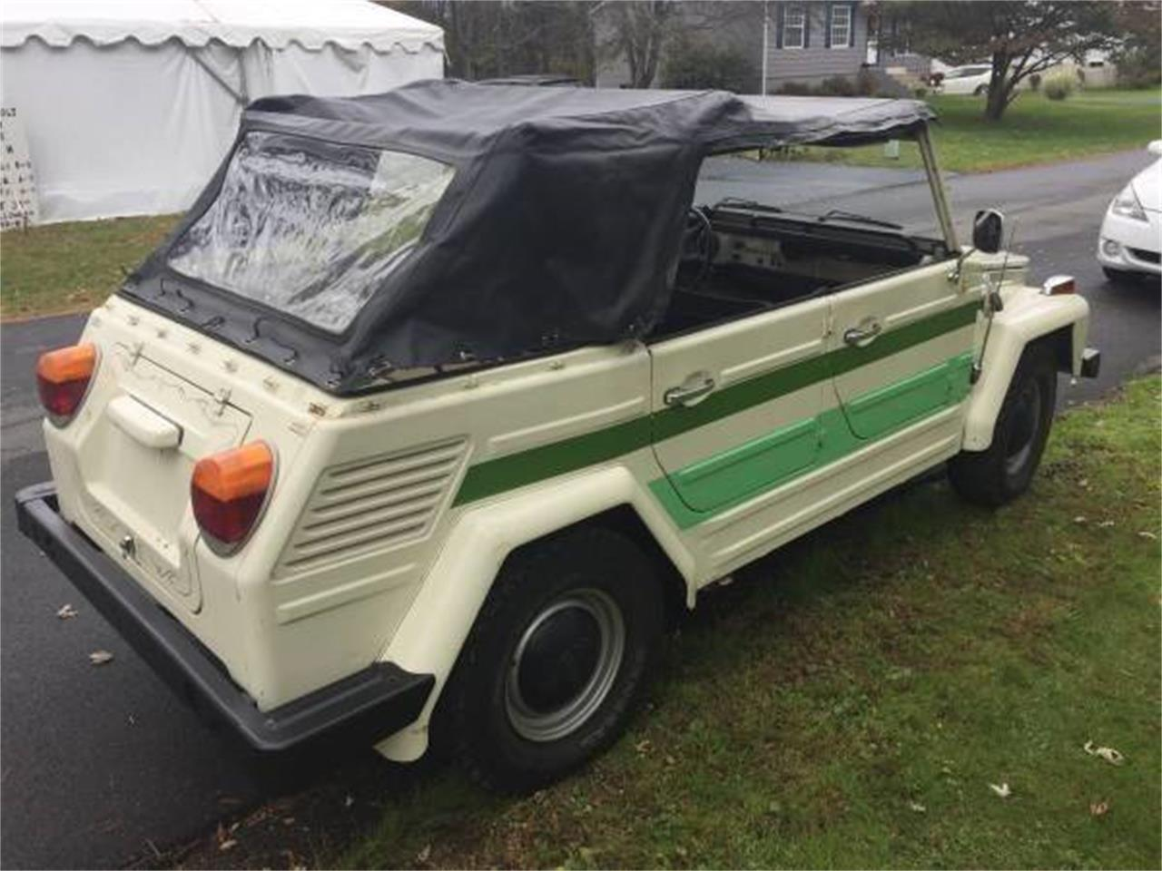 Large Picture of Classic '73 Volkswagen Thing located in Long Island New York - $10,800.00 Offered by DP9 Motorsports - PS9S