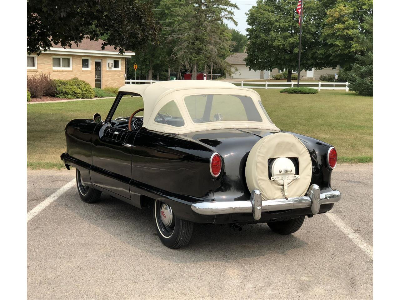Large Picture of Classic '56 Nash Metropolitan - $12,950.00 Offered by Silver Creek Classics - PQ5T