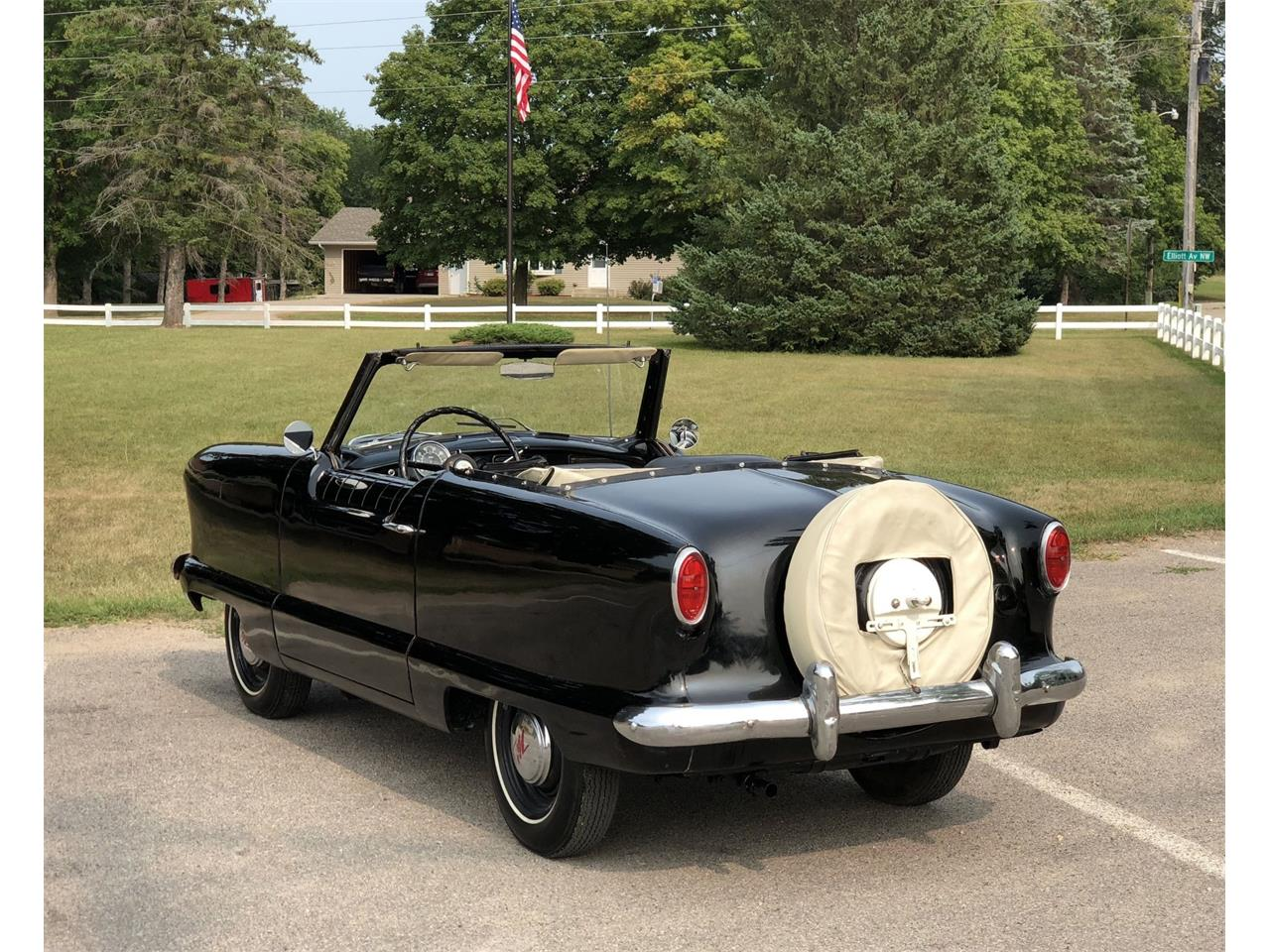 Large Picture of Classic 1956 Metropolitan located in Maple Lake Minnesota - $12,950.00 - PQ5T