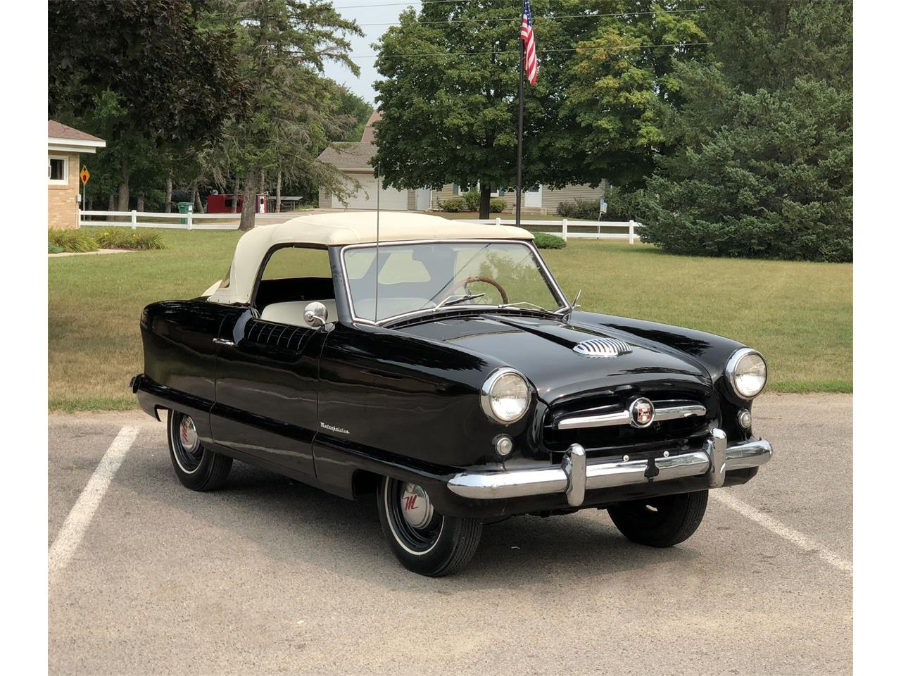 Large Picture of Classic 1956 Nash Metropolitan - $12,950.00 Offered by Silver Creek Classics - PQ5T