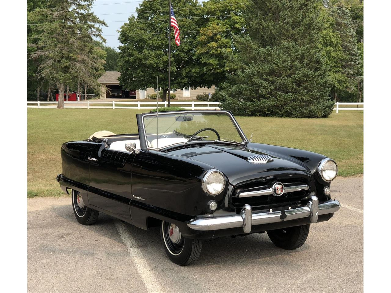 Large Picture of Classic 1956 Metropolitan located in Minnesota - PQ5T