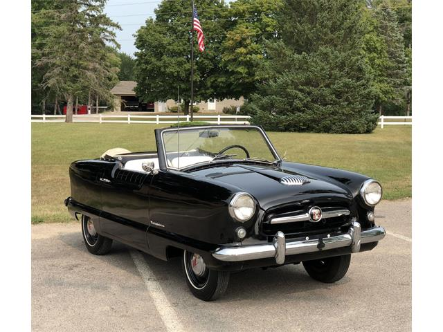 Picture of '56 Nash Metropolitan located in Minnesota - $14,950.00 Offered by  - PQ5T