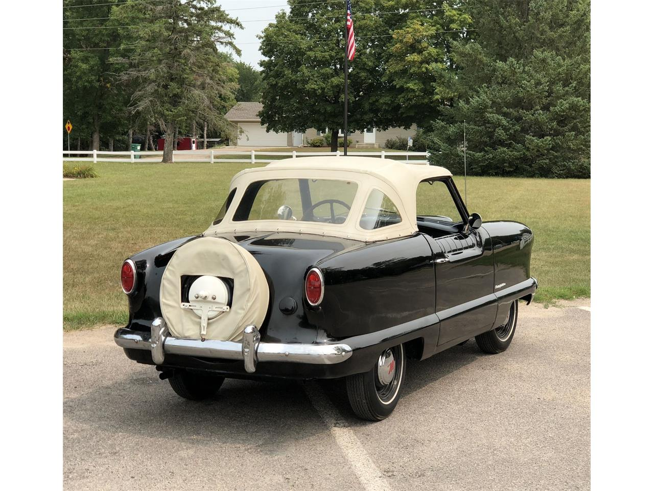 Large Picture of 1956 Metropolitan Offered by Silver Creek Classics - PQ5T