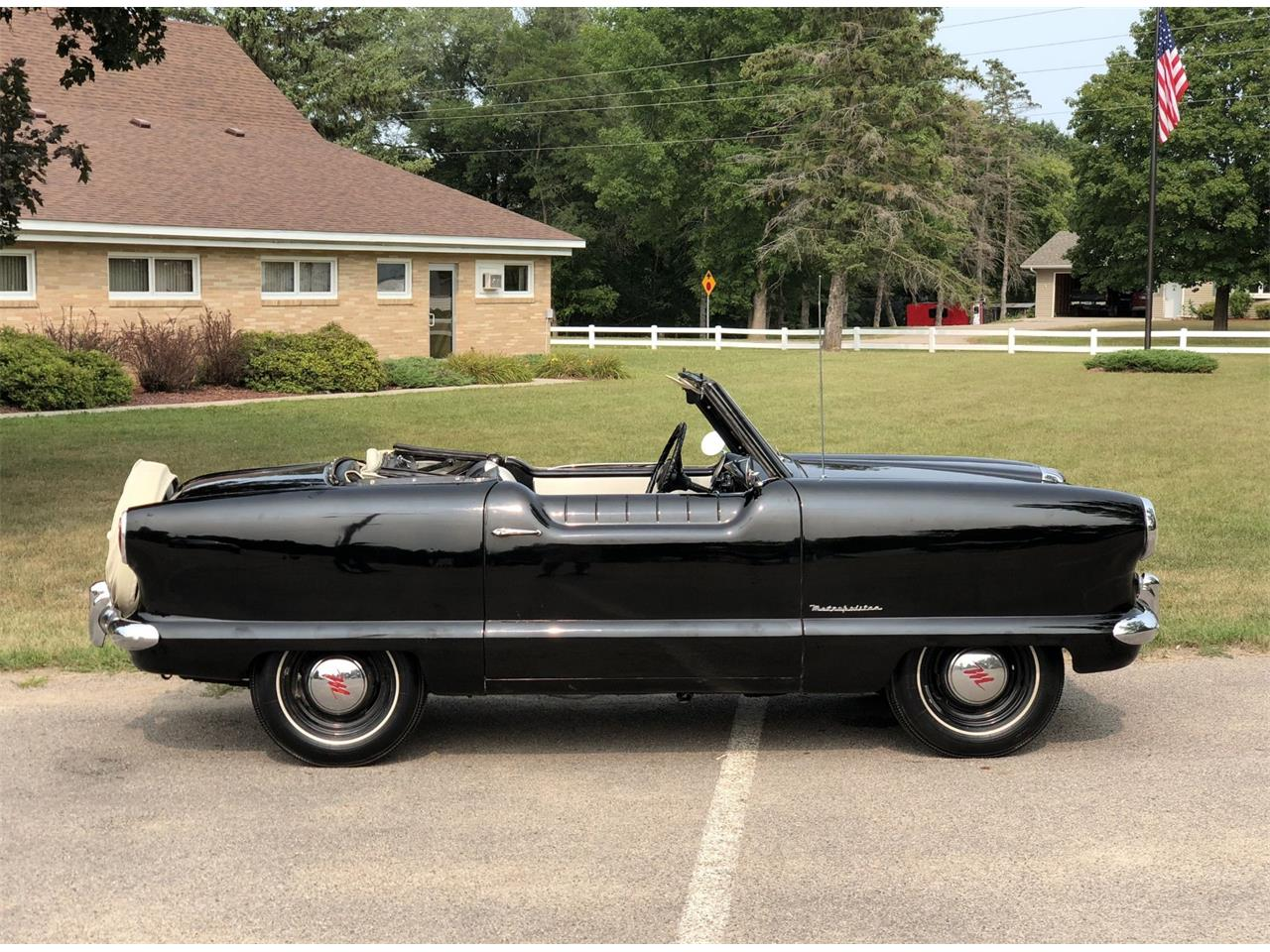 Large Picture of 1956 Metropolitan located in Minnesota - $12,950.00 Offered by Silver Creek Classics - PQ5T
