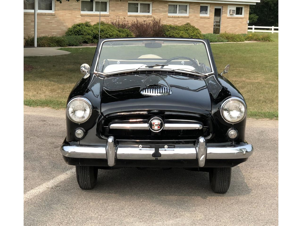 Large Picture of 1956 Nash Metropolitan located in Maple Lake Minnesota Offered by Silver Creek Classics - PQ5T