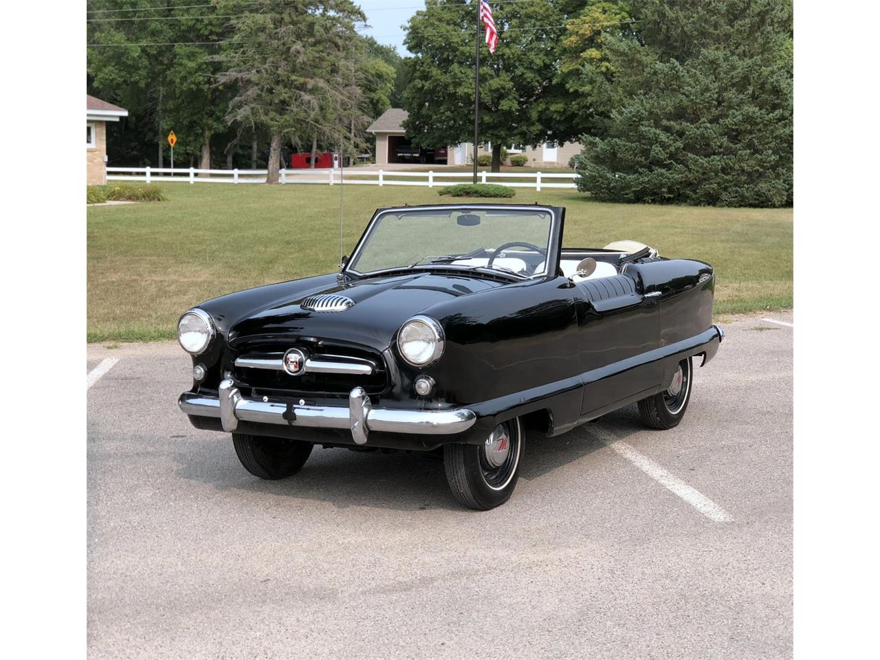 Large Picture of Classic '56 Nash Metropolitan located in Maple Lake Minnesota - $12,950.00 - PQ5T