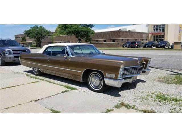 Picture of Classic '67 Cadillac DeVille located in Long Island New York - PSAH