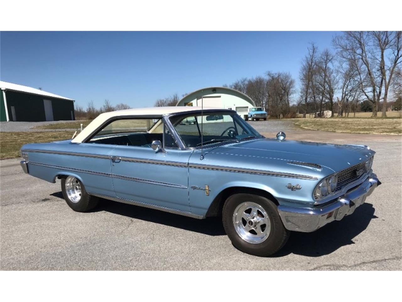 Large Picture of '63 Galaxie 500 - PQ5V