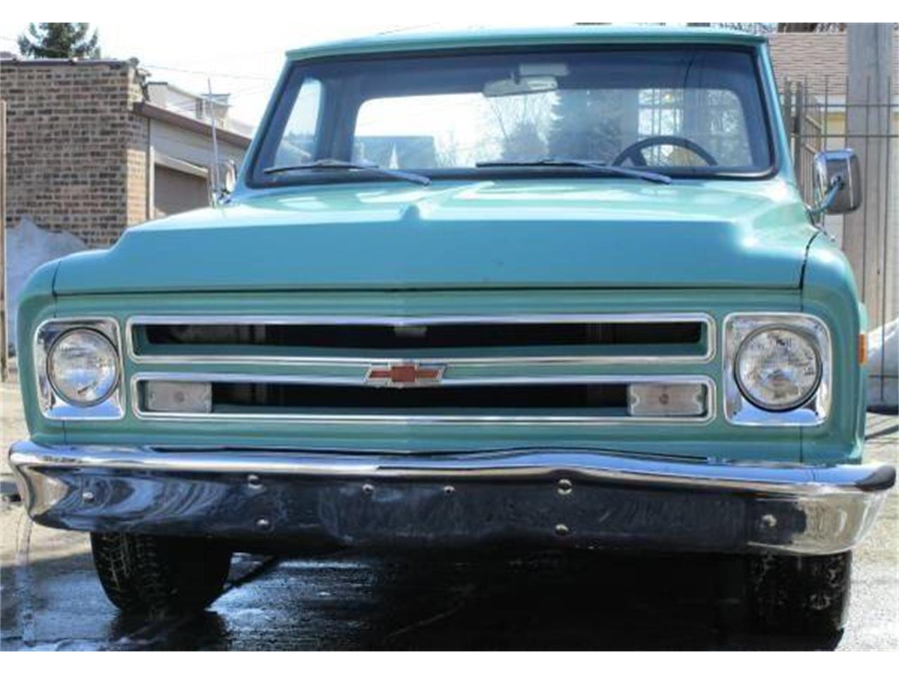 Large Picture of '68 Van - PSAT