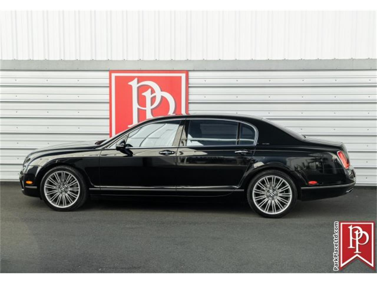 Large Picture of 2010 Bentley Continental Flying Spur located in Washington - PSB8