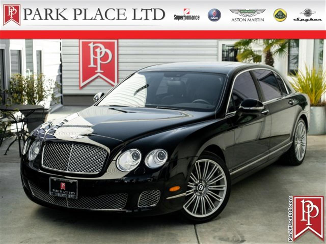 Large Picture of '10 Continental Flying Spur located in Bellevue Washington - PSB8