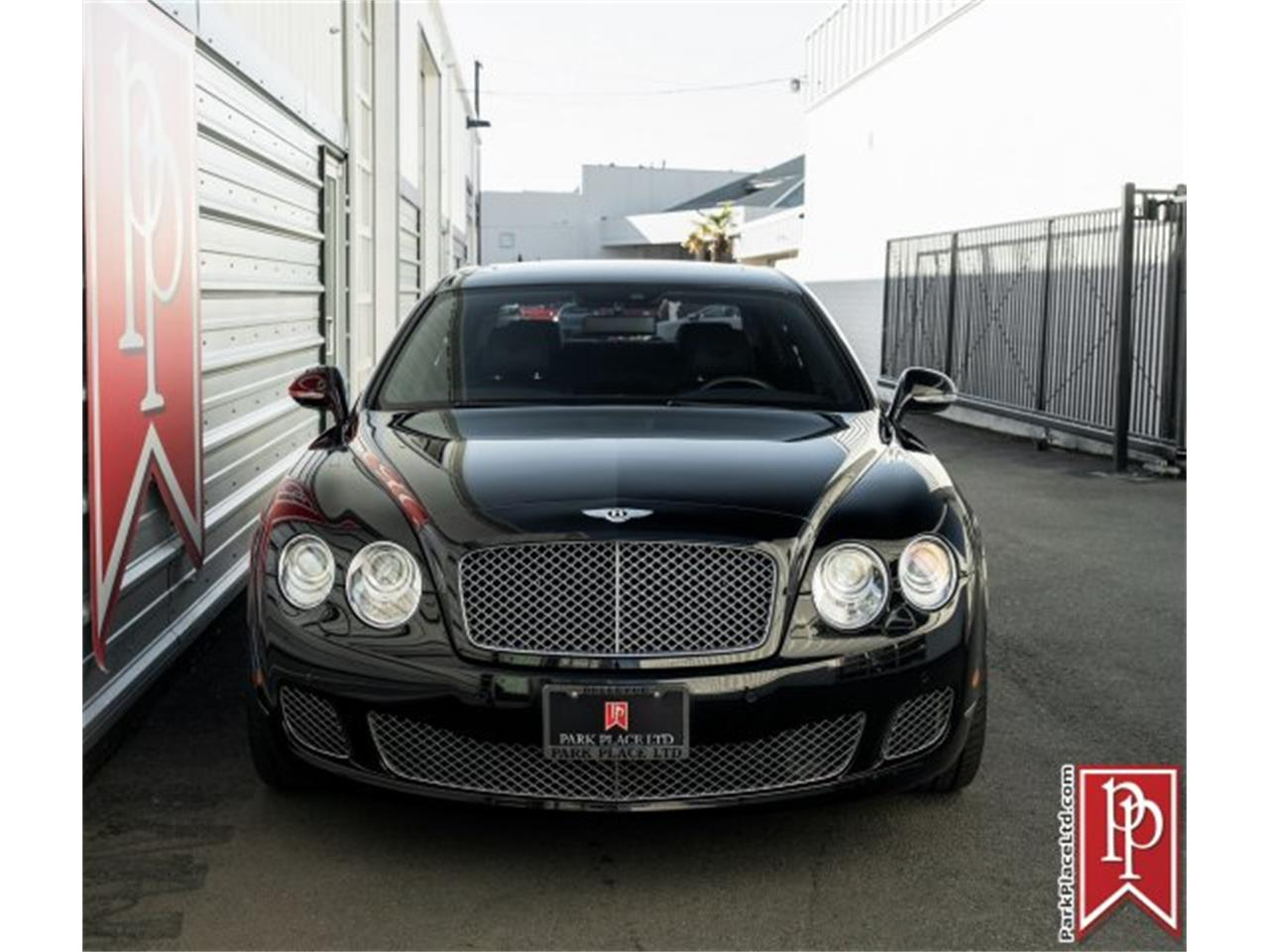 Large Picture of 2010 Bentley Continental Flying Spur located in Bellevue Washington - PSB8