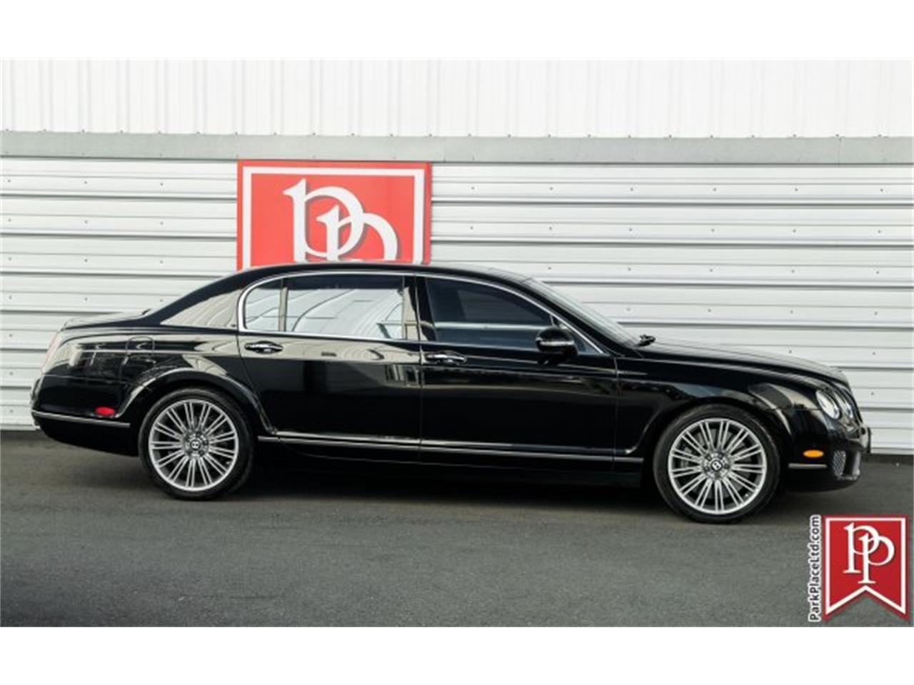 Large Picture of '10 Bentley Continental Flying Spur located in Washington - PSB8