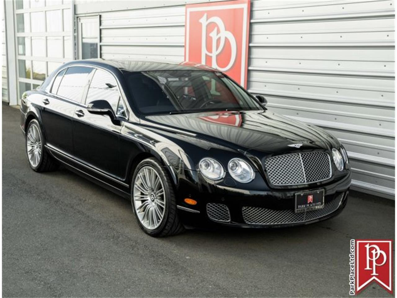 Large Picture of '10 Continental Flying Spur - $59,950.00 Offered by Park Place Ltd - PSB8