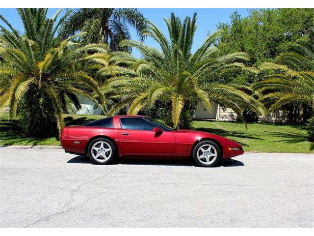 Picture of '94 Chevrolet Corvette located in Florida - $12,900.00 Offered by  - PSBG