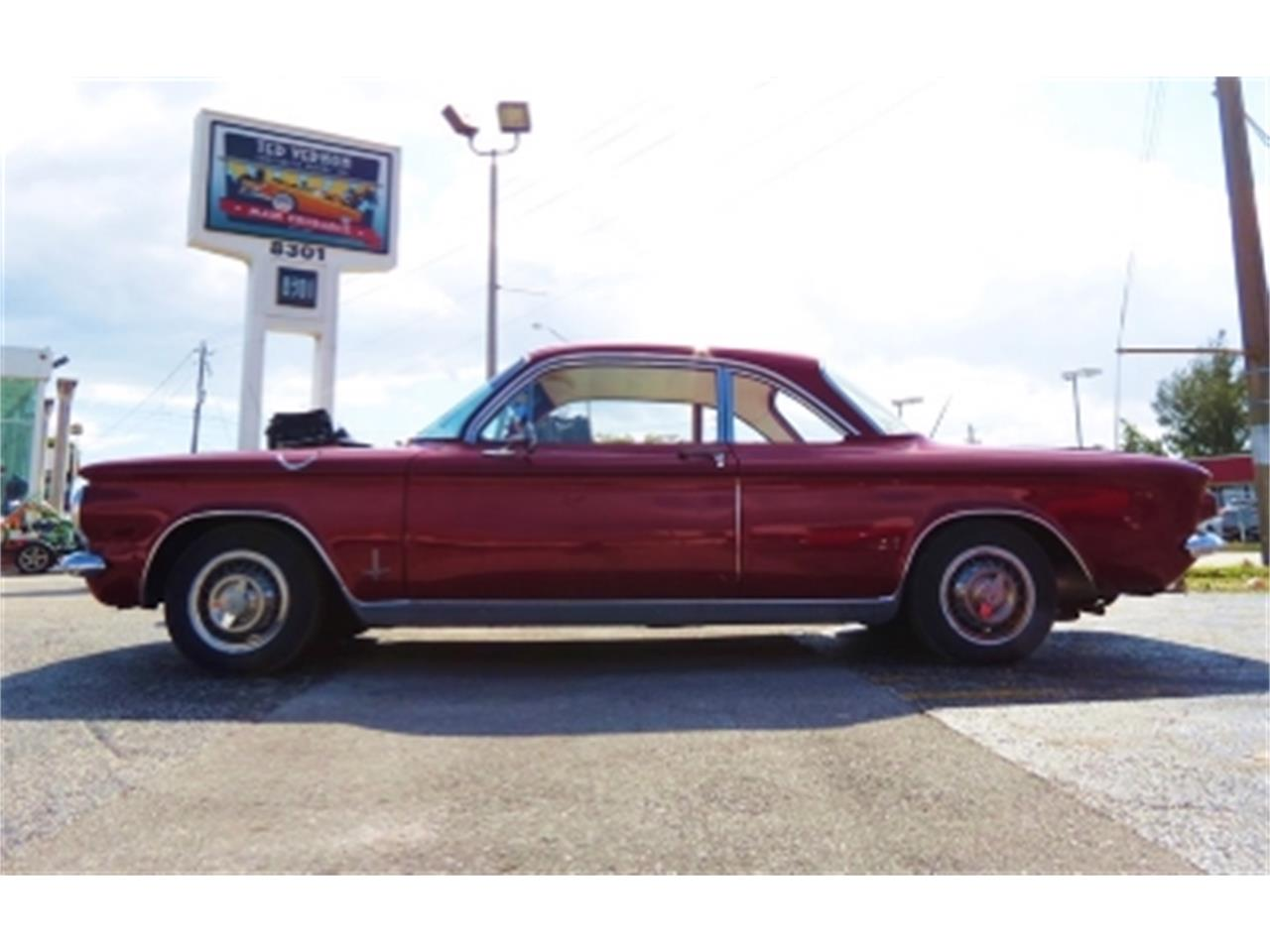 Large Picture of '64 Corvair - PSBT