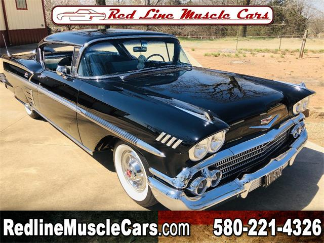 Picture of Classic 1958 Chevrolet Impala - $64,000.00 - PQ60