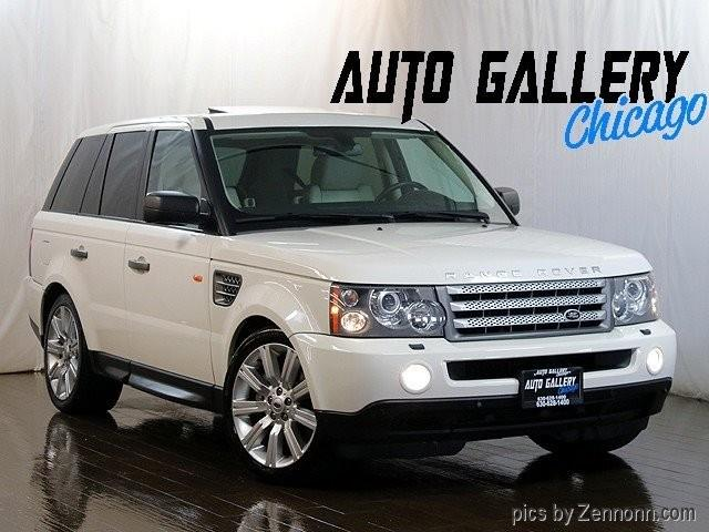 Picture of 2008 Range Rover Sport located in Addison Illinois Offered by  - PSC3