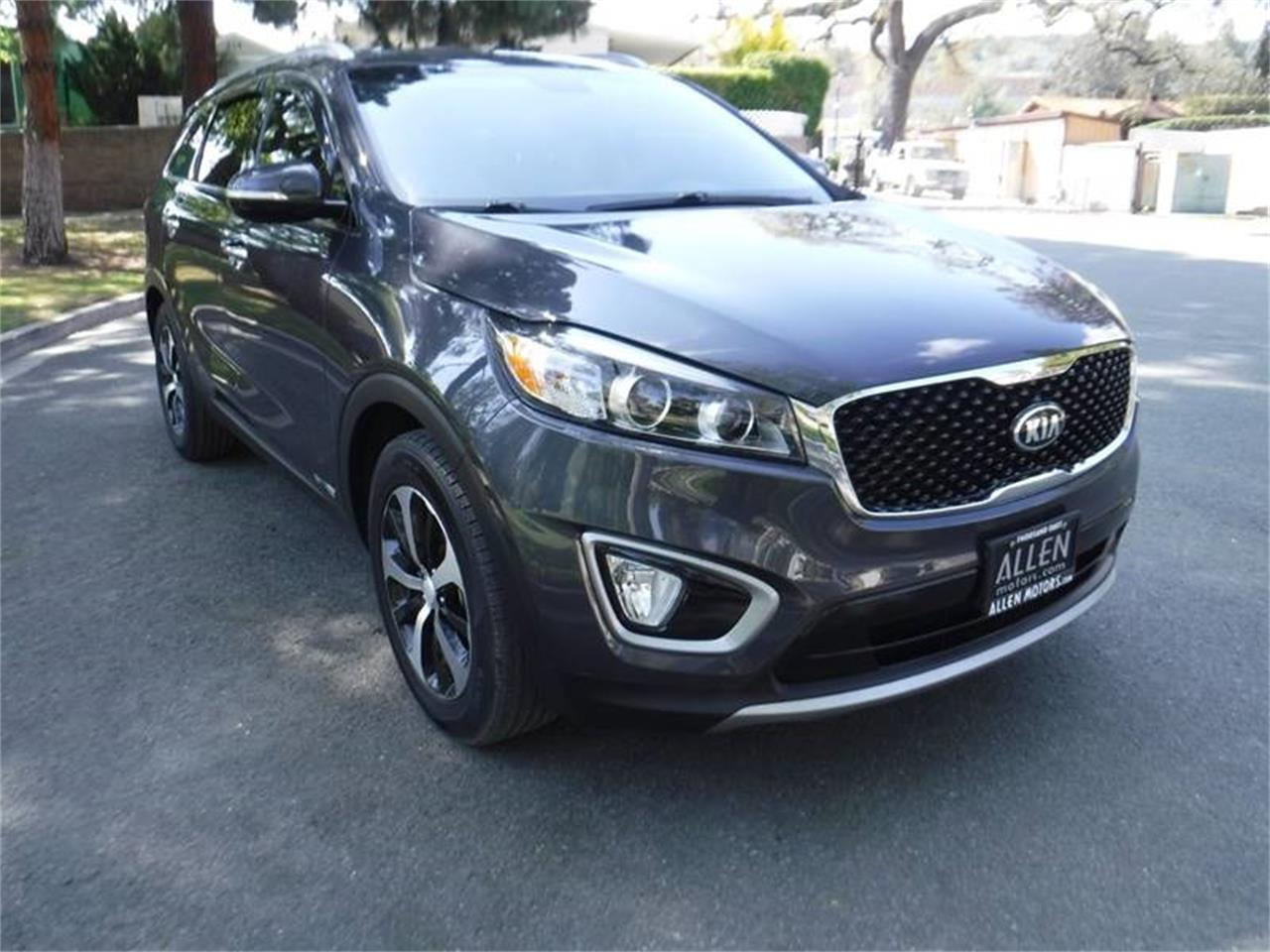 Large Picture of '16 Sorento - PSCI
