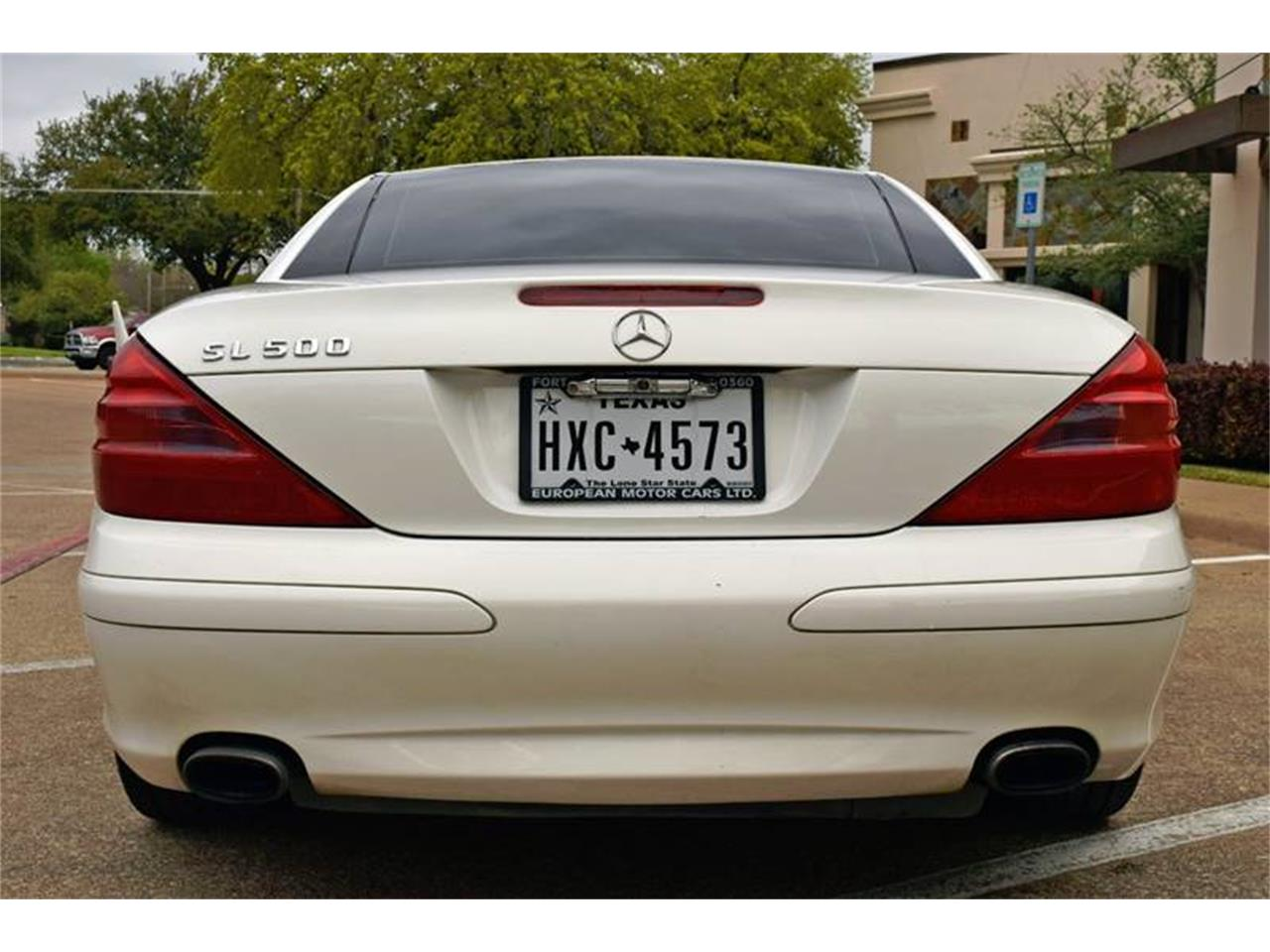 Large Picture of '03 Mercedes-Benz SL-Class located in Texas Offered by European Motor Cars LTD - PSCW