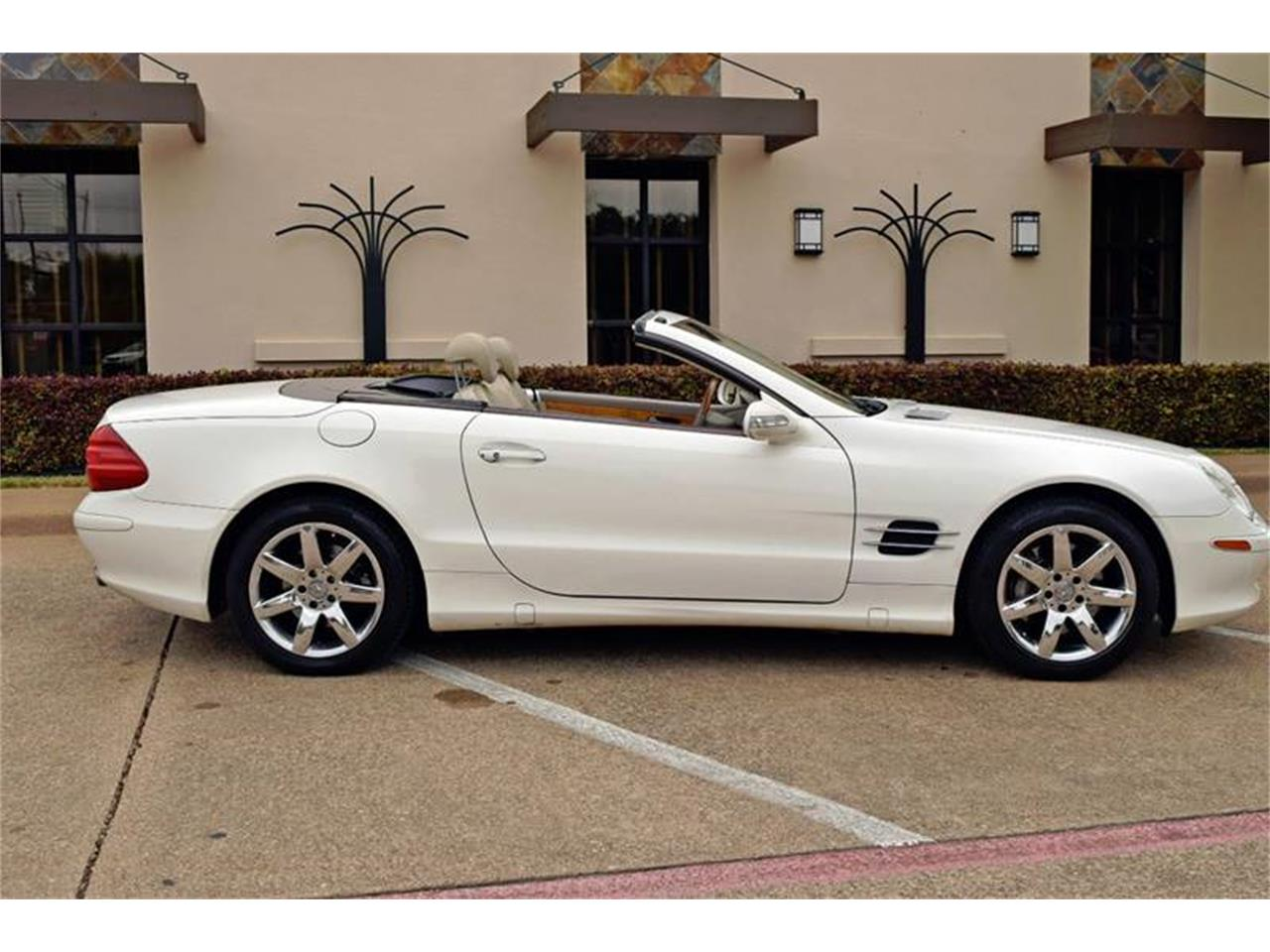 Large Picture of '03 SL-Class located in Fort Worth Texas Offered by European Motor Cars LTD - PSCW