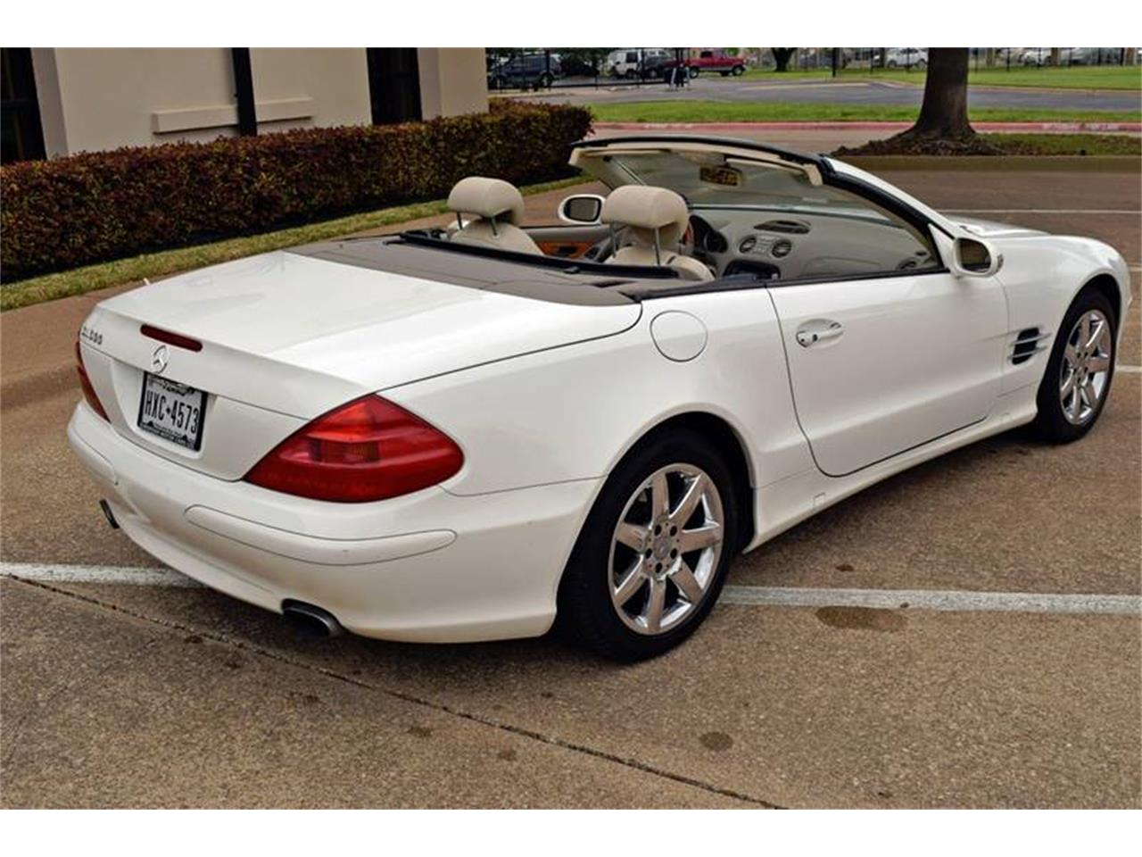Large Picture of '03 Mercedes-Benz SL-Class located in Texas - $13,900.00 Offered by European Motor Cars LTD - PSCW