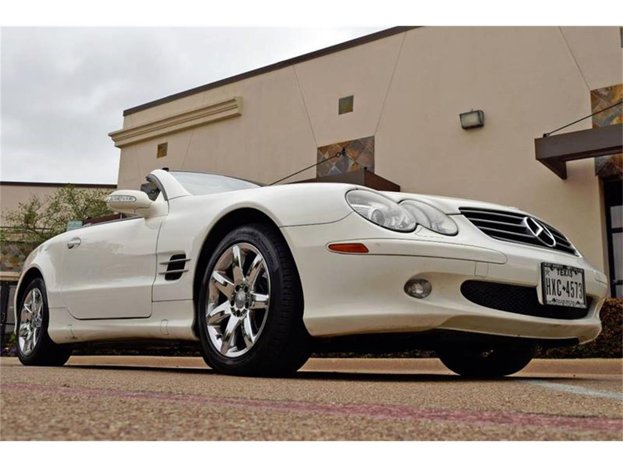 Large Picture of '03 SL-Class - $13,900.00 Offered by European Motor Cars LTD - PSCW