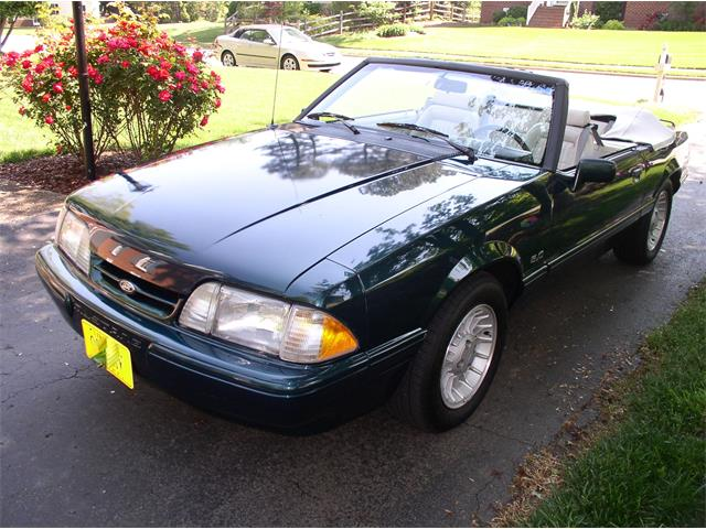 Picture of '90 Ford Mustang located in Virginia - $10,900.00 - PSDB