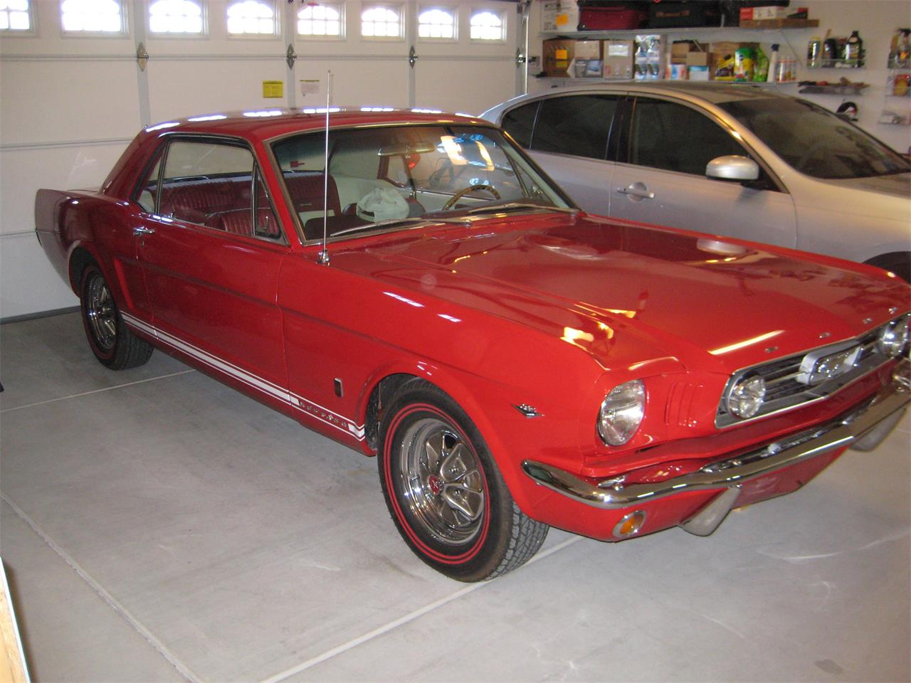 Large Picture of '66 Mustang GT - PSDQ