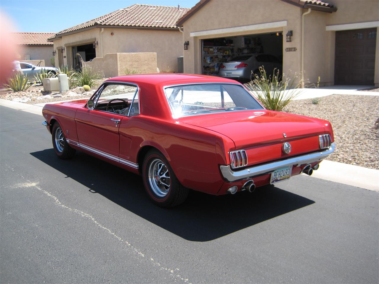 Large Picture of '66 Ford Mustang GT located in Arizona - $40,000.00 Offered by a Private Seller - PSDQ