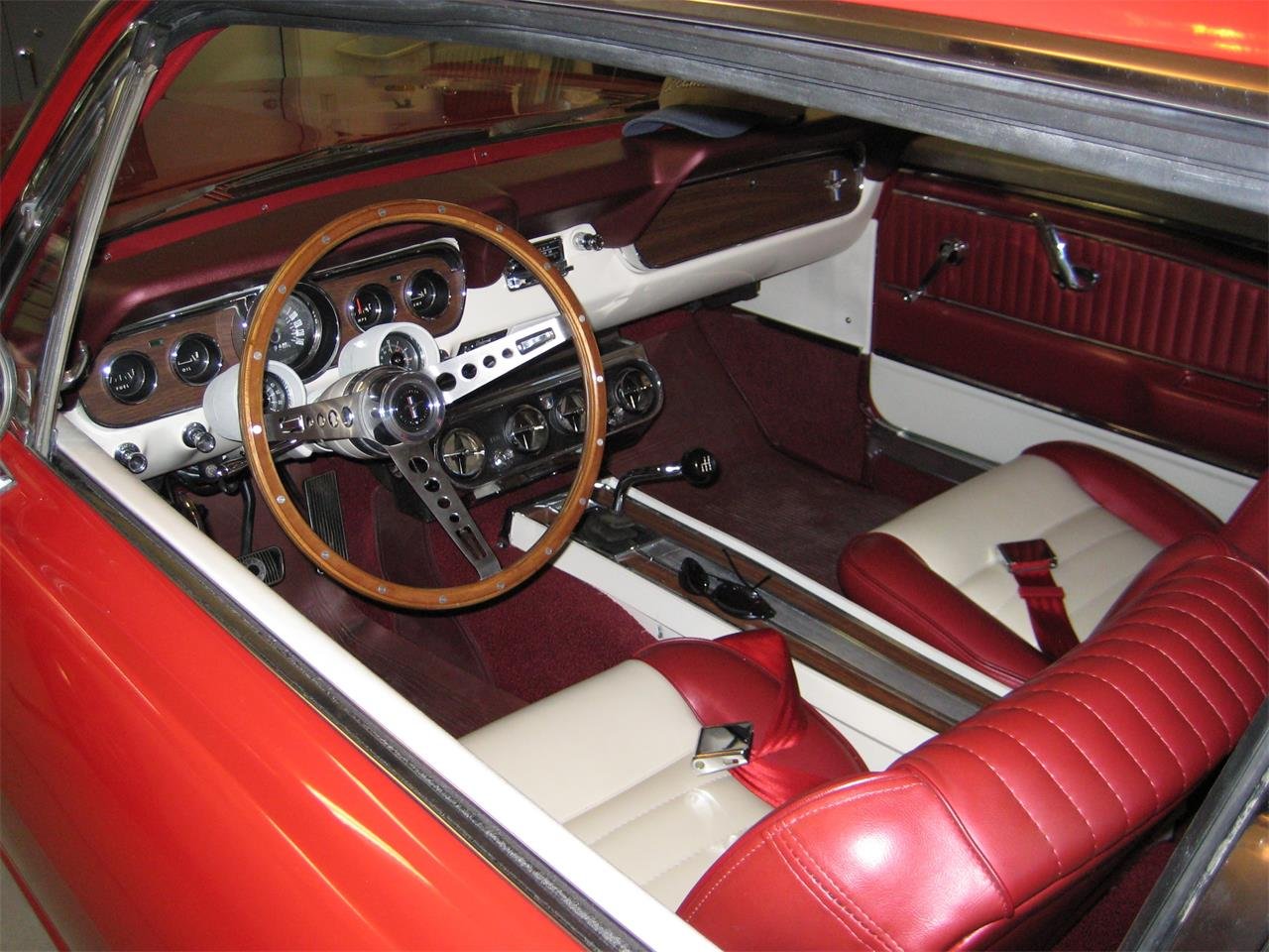 Large Picture of 1966 Ford Mustang GT Offered by a Private Seller - PSDQ