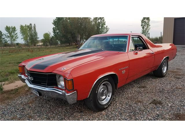 Picture of '72 El Camino SS - PSDS