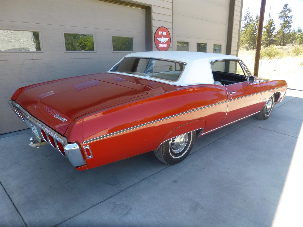 Large Picture of '68 Impala - PSDU