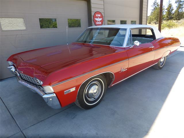 Picture of Classic '68 Chevrolet Impala - PSDU