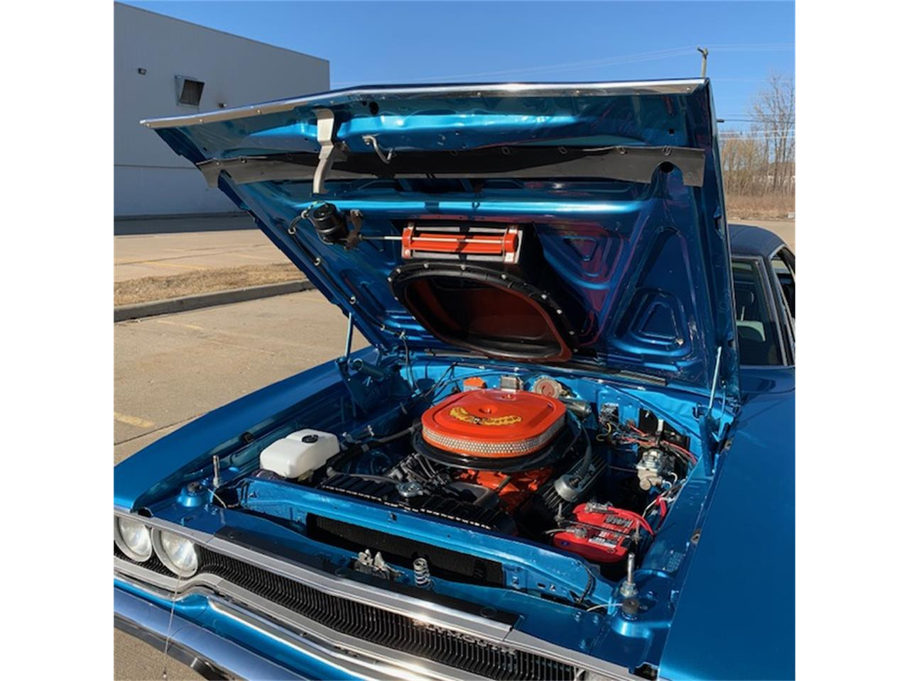 Large Picture of '70 Plymouth Road Runner - PSE4