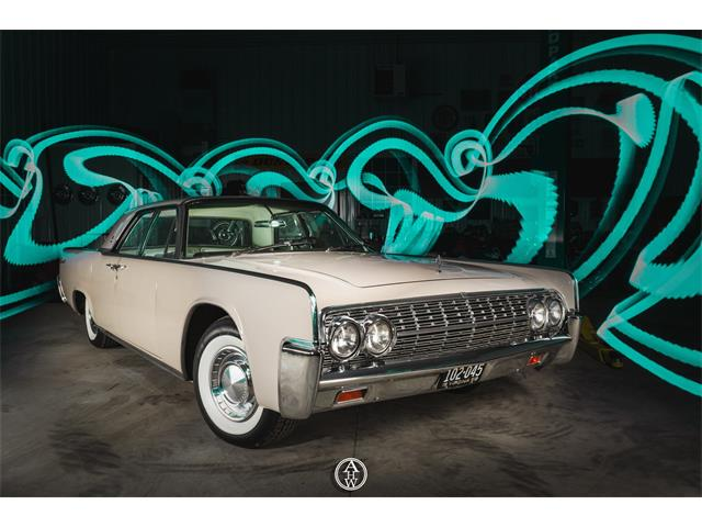 Picture of '62 Continental - $31,500.00 - PSE5
