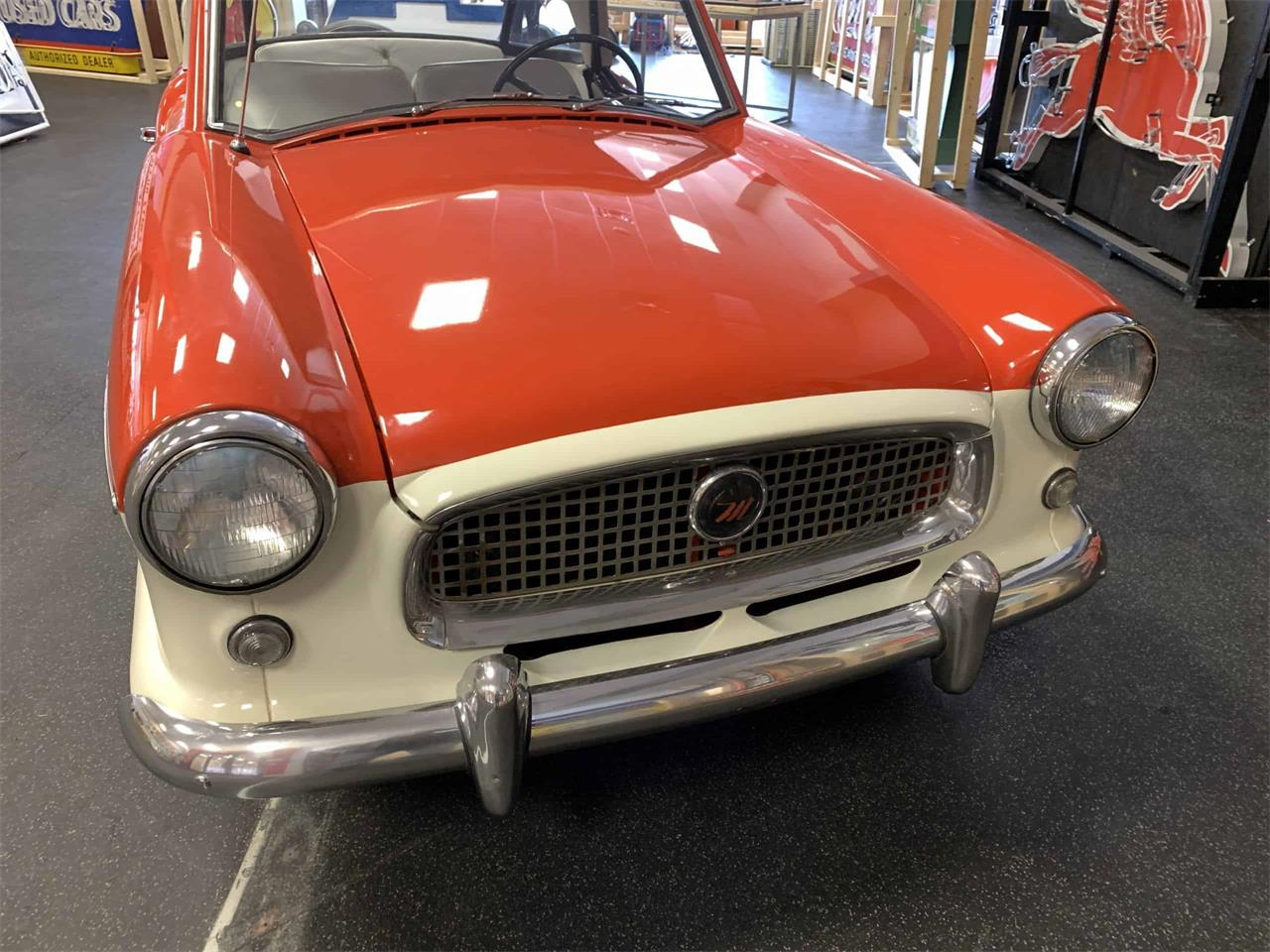 Large Picture of Classic 1957 Nash Metropolitan located in Pennsylvania Offered by MAXmotive - PPY8