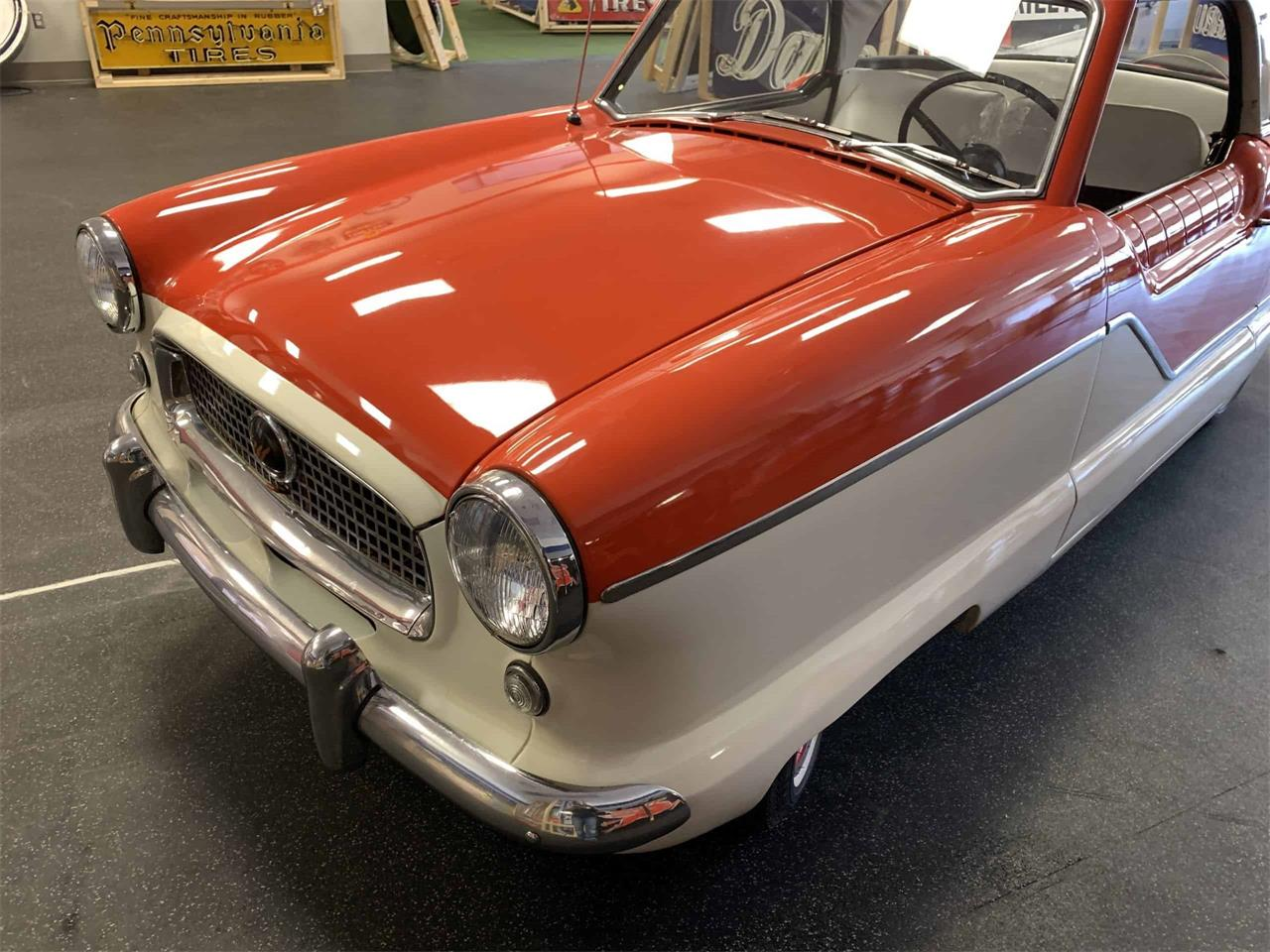 Large Picture of '57 Nash Metropolitan located in Pittsburgh Pennsylvania - $19,400.00 - PPY8