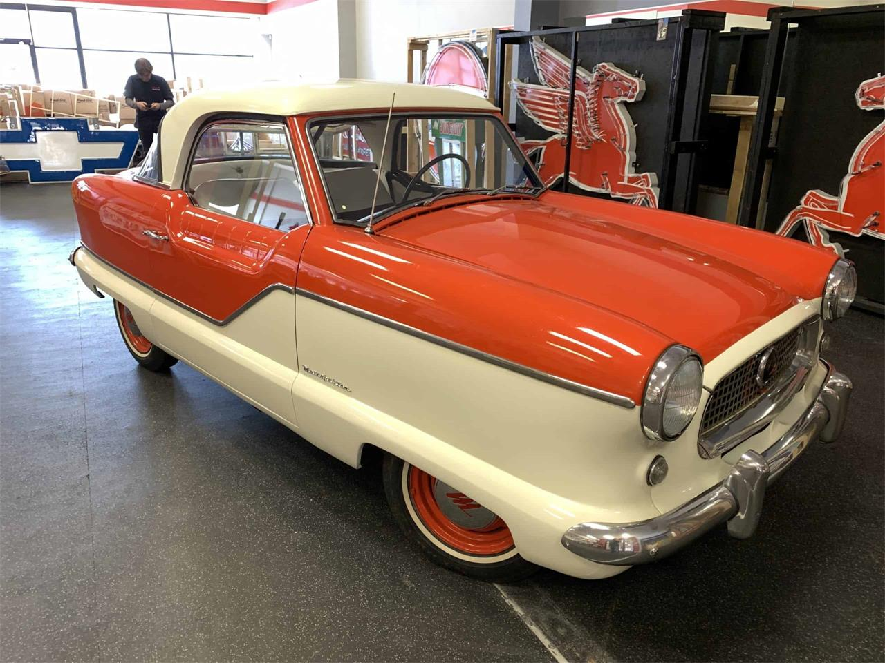 Large Picture of 1957 Nash Metropolitan - $19,400.00 Offered by MAXmotive - PPY8