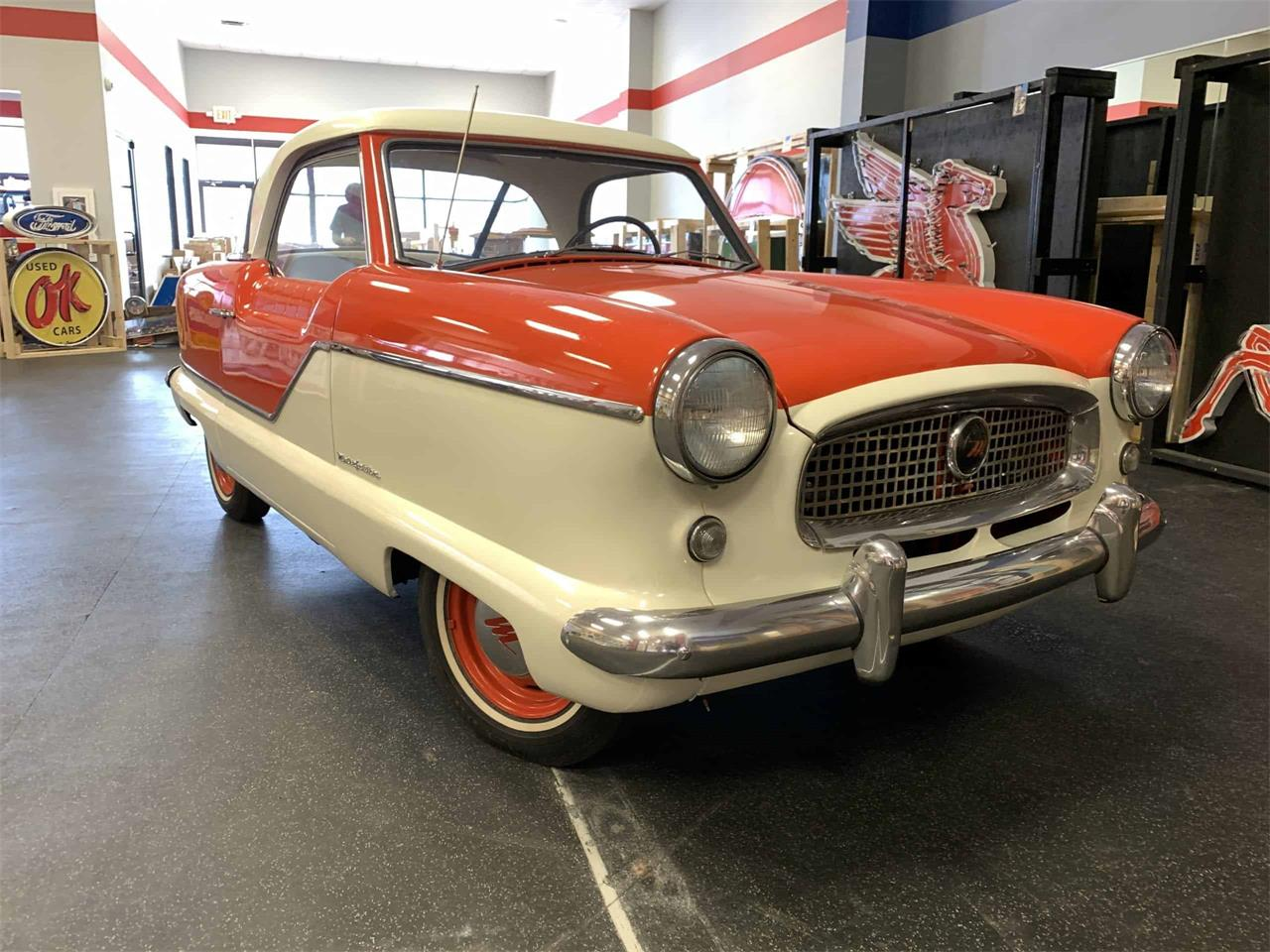 Large Picture of Classic 1957 Metropolitan - $19,400.00 - PPY8