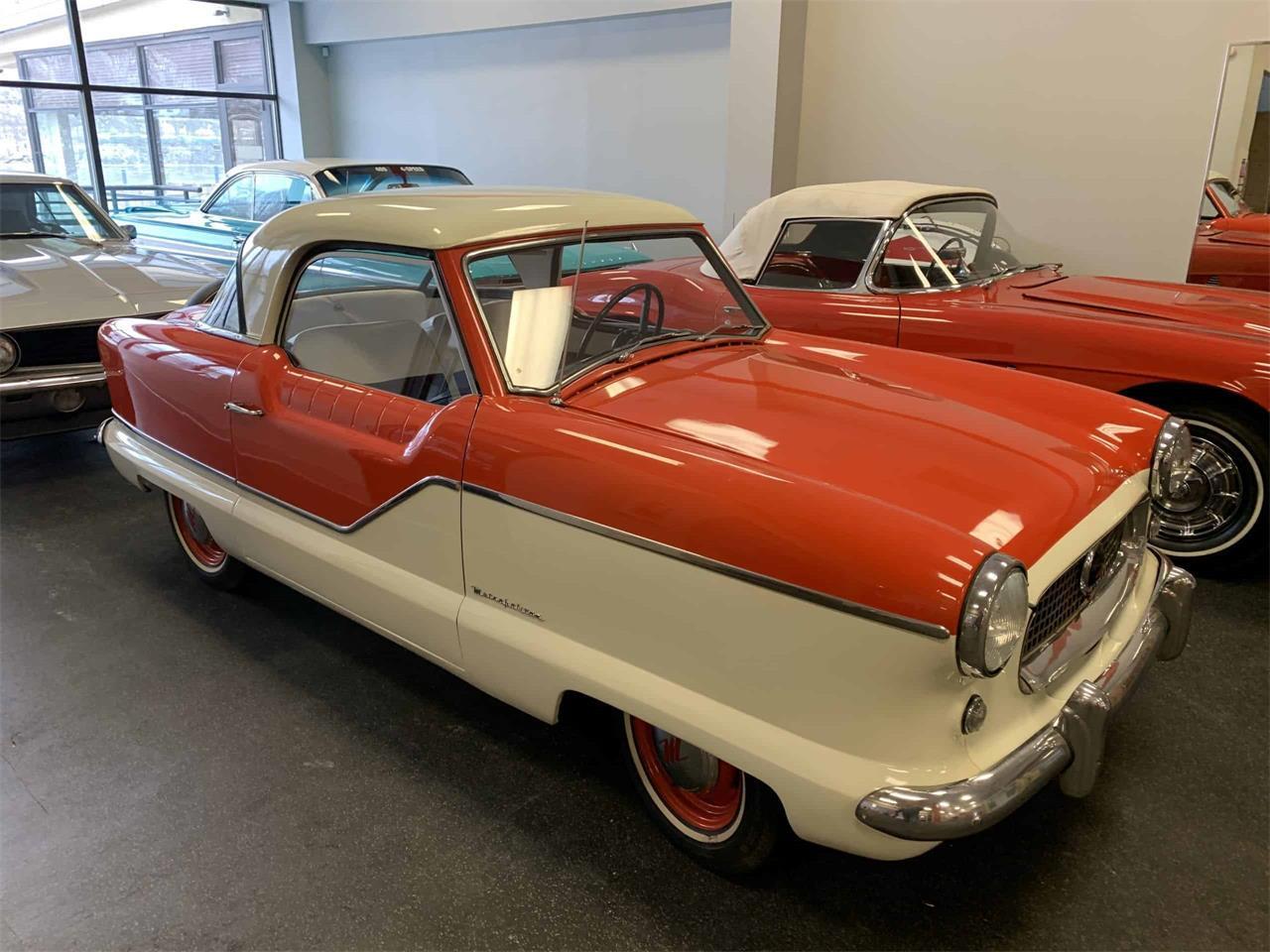 Large Picture of 1957 Nash Metropolitan - PPY8