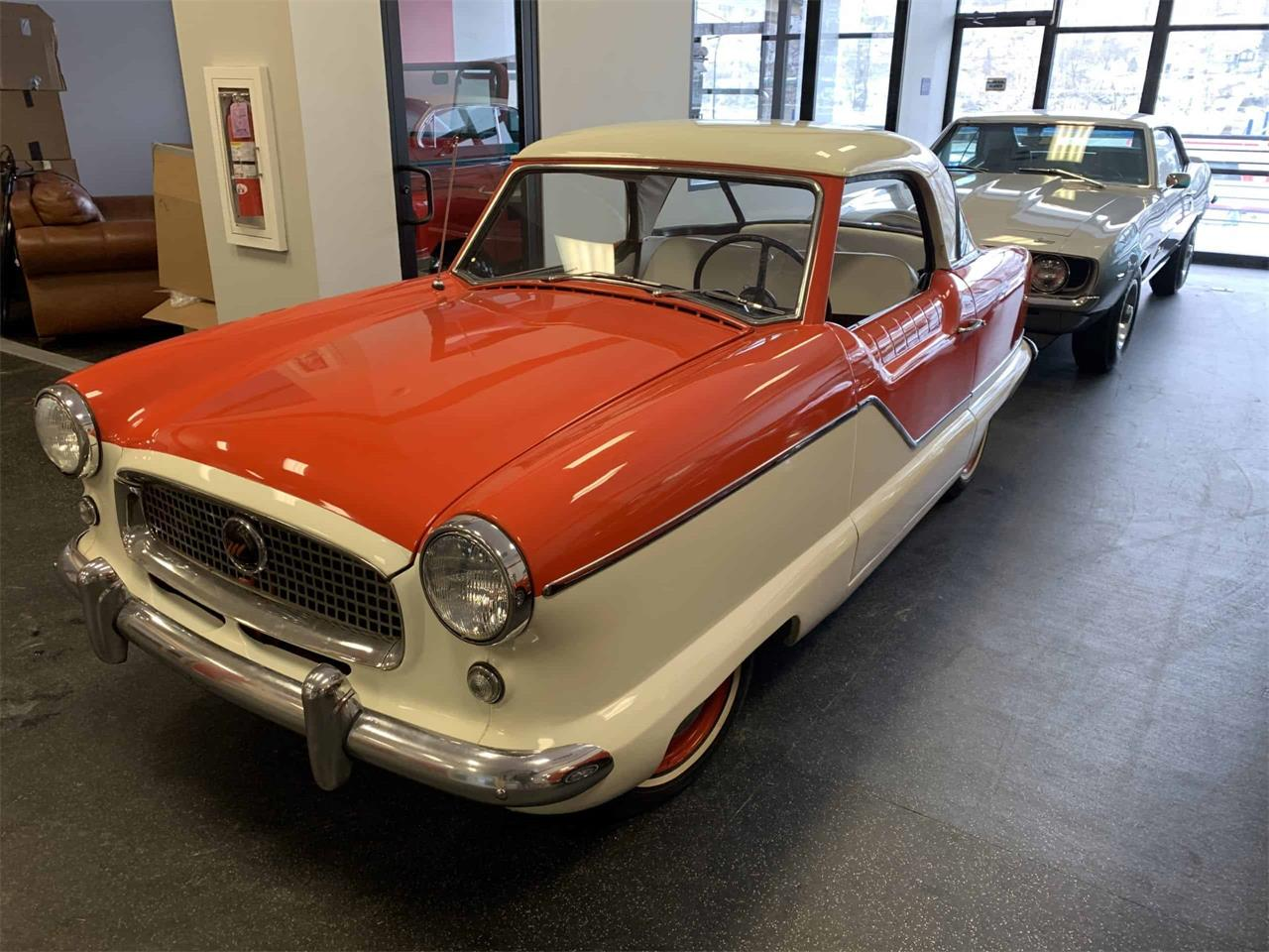Large Picture of 1957 Nash Metropolitan located in Pennsylvania - PPY8