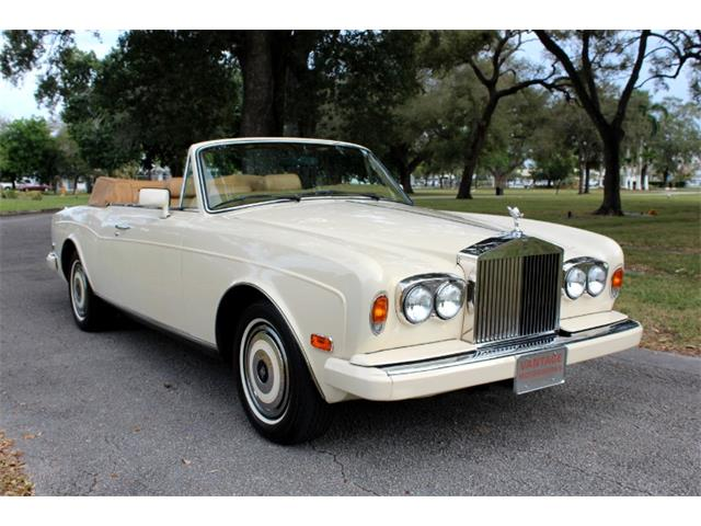 Picture of '88 Rolls-Royce Corniche II Offered by  - PSEA