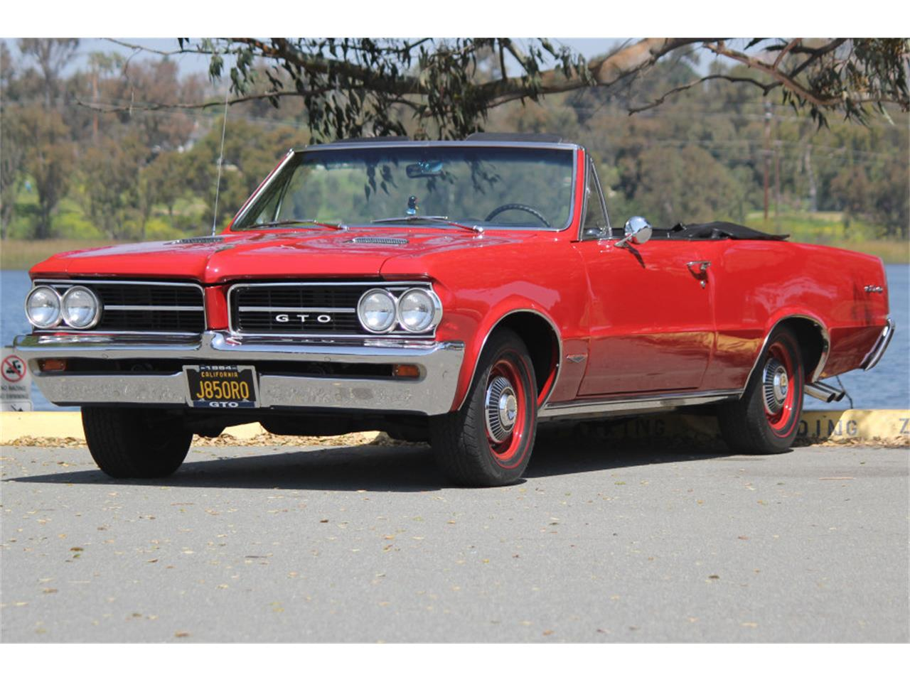 Large Picture of Classic 1964 GTO located in San Diego California - $65,000.00 Offered by Precious Metals - PSEG