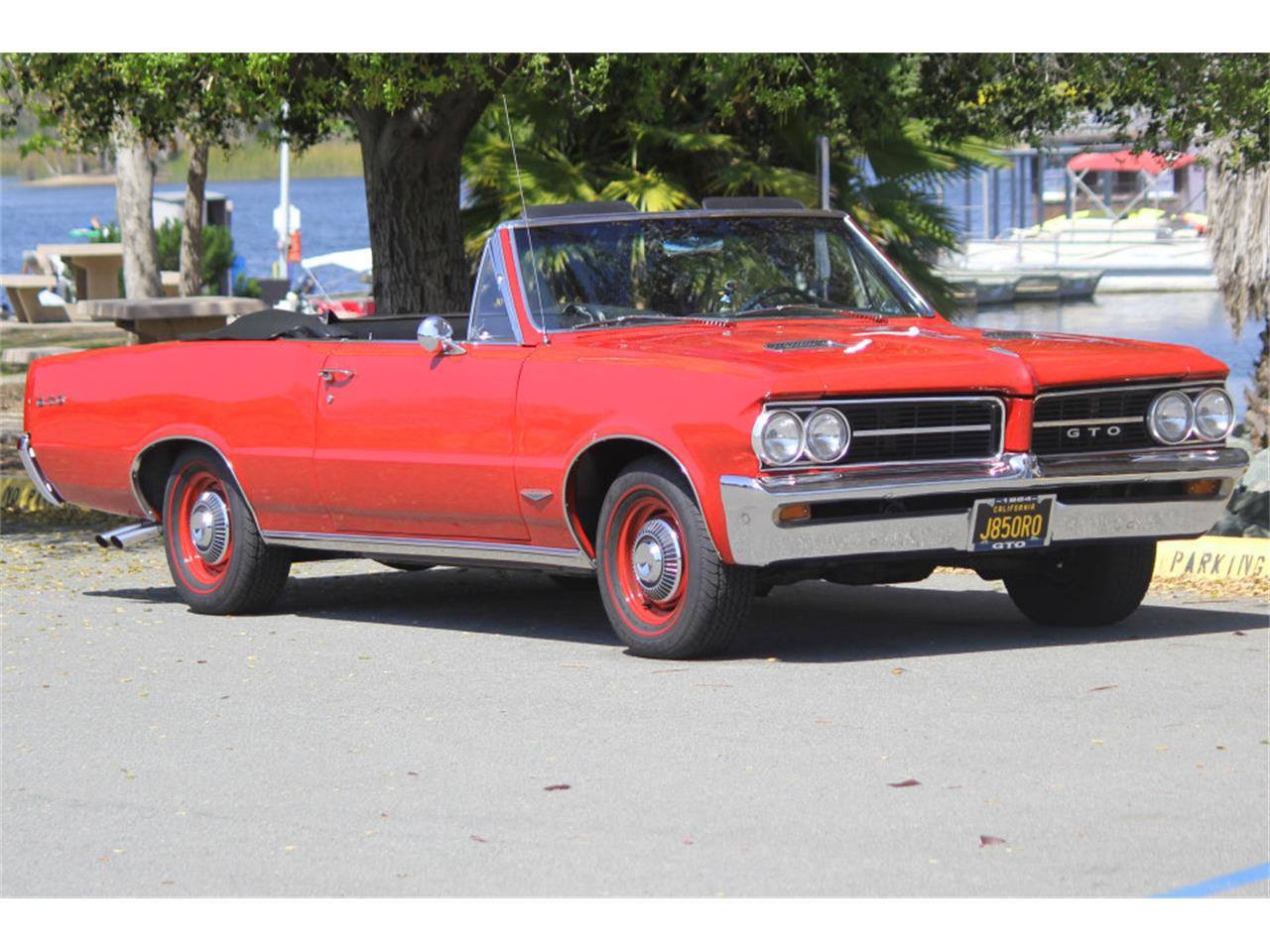 Large Picture of '64 GTO - PSEG