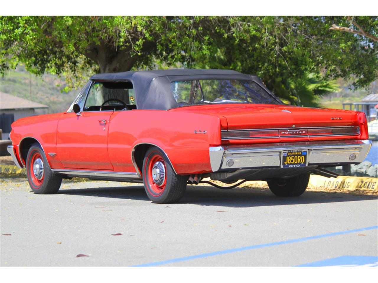 Large Picture of 1964 Pontiac GTO located in San Diego California Offered by Precious Metals - PSEG