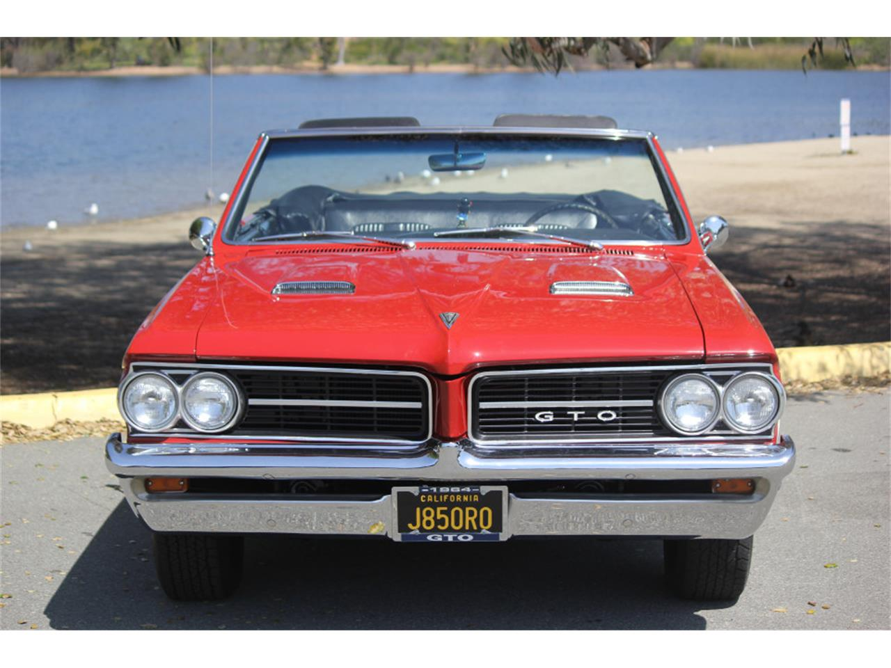 Large Picture of Classic '64 GTO located in California - $65,000.00 Offered by Precious Metals - PSEG